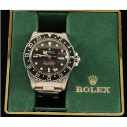Mens Rolex Wristwatch