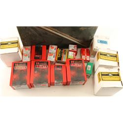 Mixed Lot of Reloading Bullets