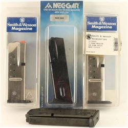 Lot of S&W Mags