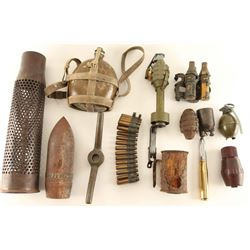 Misc. Lot of Military Items