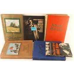 Lot of 5 German Military Books