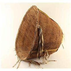 Large Apache Burden Basket