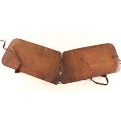 KC Saddlery Saddle Bags