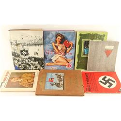 Collection of German Military Related Books
