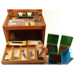 Vintage Shooting Box