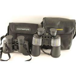 Lot of 2 Binocular