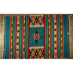 Lot of 3 Mexican Rugs