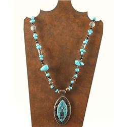 Zuni Necklace