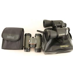 Lot of 2 Binoculars