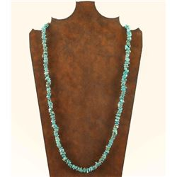 Collection of 3 Turquoise Nugget Necklace