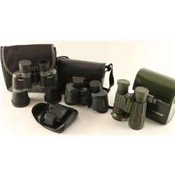 Lot of 4 Binoculars