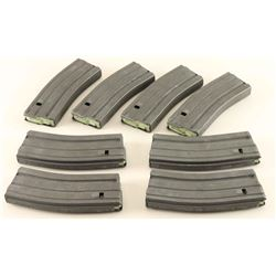 Lot of 8 .223 Mags