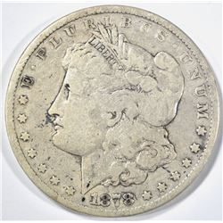 1878-CC MORGAN DOLLAR, VG