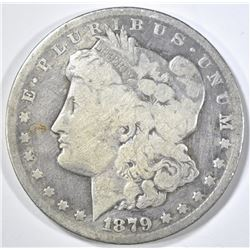 1879-CC MORGAN DOLLAR, VG