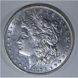 1878 7TF REV OF 78 MORGAN DOLLAR  BU