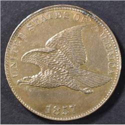 1857 FLYING EAGLE  CH BU
