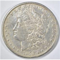 1878-S  MORGAN DOLLAR  XF/AU
