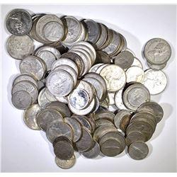 $24.15 FACE VALUE CANADA SILVER COINS 1967 & 68