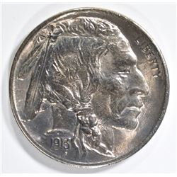 1913 TYPE 1 BUFFALO NICKEL  V CH BU