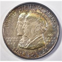 1921 ALABAMA COMMEM  HALF DOLLAR  2X2 CH/GEM UNC