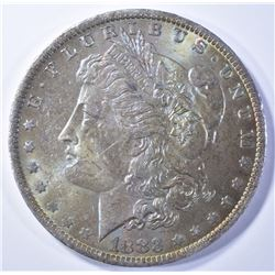 1883-O MORGAN DOLLAR  CH UNC  NICE COLOR