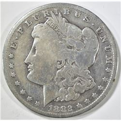 1882-CC MORGAN DOLLAR VG