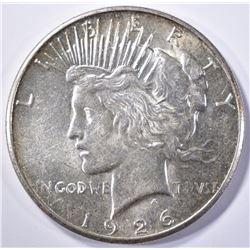 1926-S PEACE DOLLAR, BU