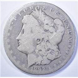 1892-CC MORGAN DOLLAR, GOOD