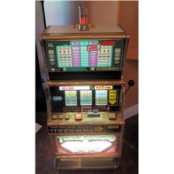 Triple Diamond 25-Cent Slot Machine