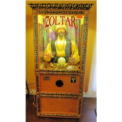Zoltar Fortune Teller, Coin-Operated