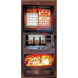Triple Red Hot 777 Slot Machine
