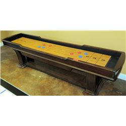 Full Size Shuffleboard Table