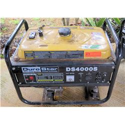 Duro Star DS4000S Single Phase 120 V Generator Set