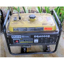 Duro Star DS4000S Single Phase 120 V 7 HP Generator Set