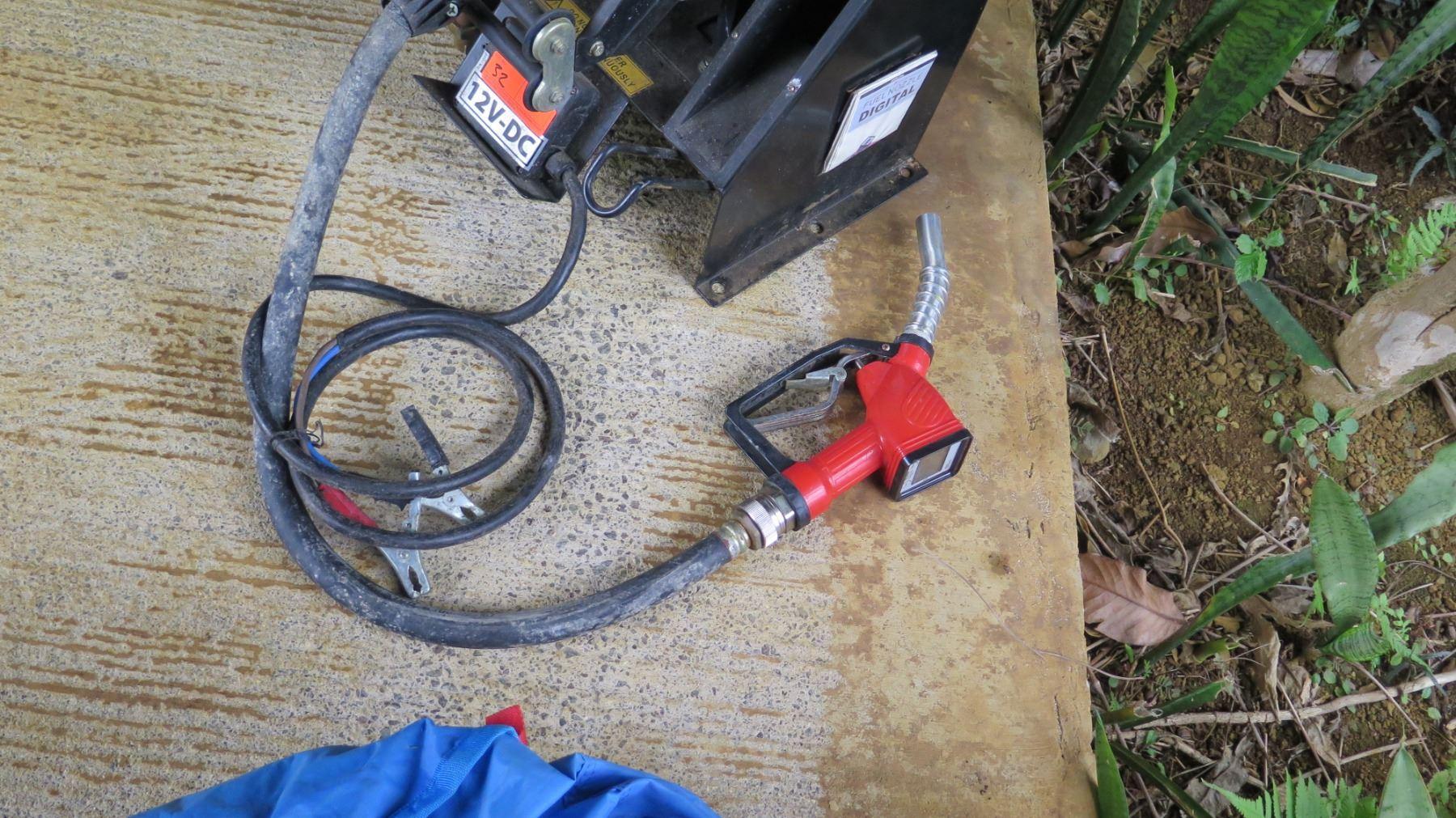 erstklassige Qualität zuverlässigste beste Schuhe English 12V-DC Non-Commercial Fuel Pump w/ Hose & Nozzle