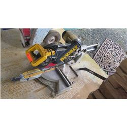 DeWalt DW708 Sliding Compound 120V  Miter Saw