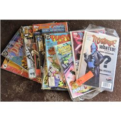 Multiple Misc Collectible Comics - Lone Ranger, Plastic Man, etc
