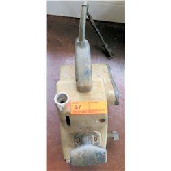 Porter Cable Model 362 Belt Sander w/ Dust Pick UP