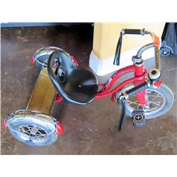 Schwinn Kids Roadster Tricycle w/ Classic Bell & Tassels