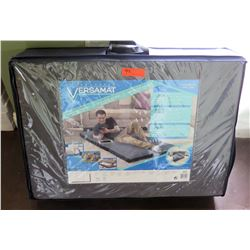 Loungeables VersaMat Comfort Ground Protection Mat w/ Carrying Case
