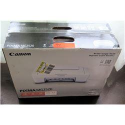 Canon Pixma MG2520 Print Copy Scan Printer in Box