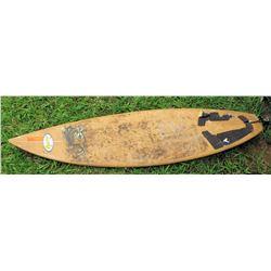 Triton Nukumoi Beach & Surf Company Short 1 Fin Surfboard