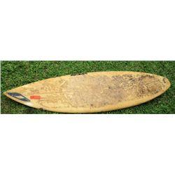 WES Hawaii Short 3 Fin Surfboard
