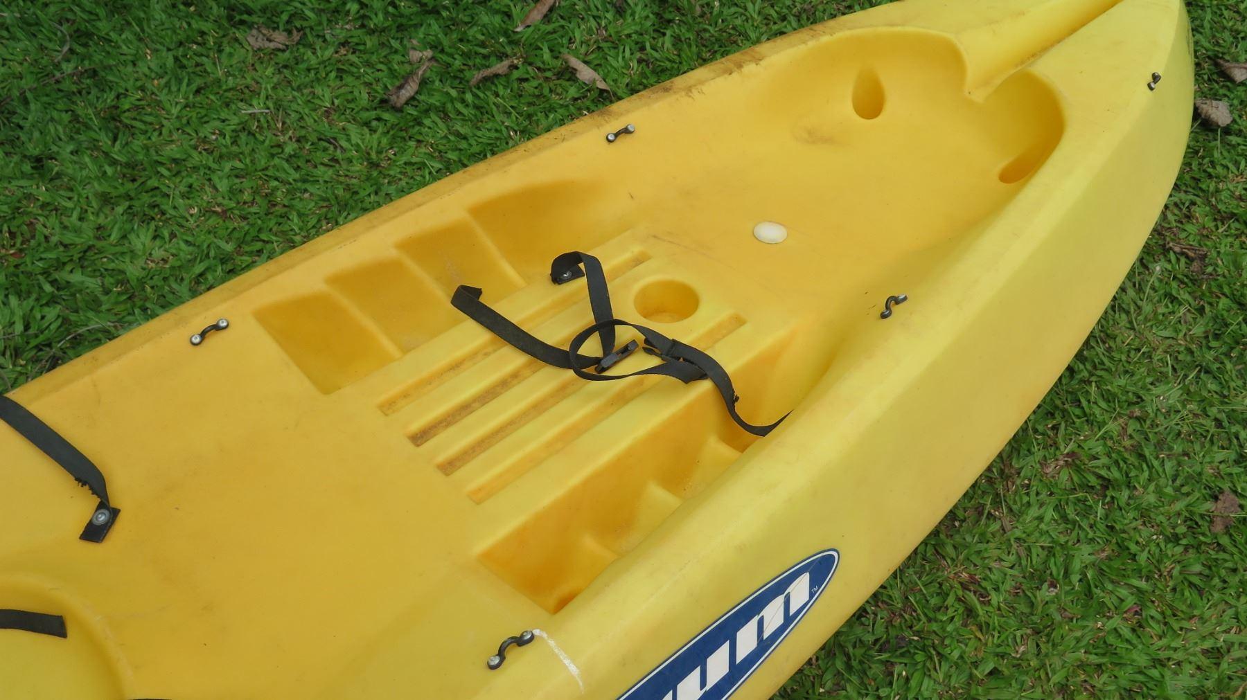 Spectrum Kayaks Yellow Banana 2 Person Kayak