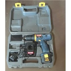 Ryobi 9.6V Drill  with Charger & 1 Battery