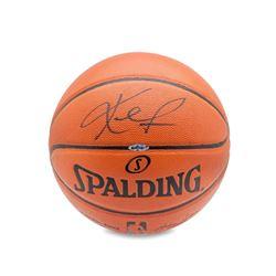 Kevin Love Signed Basketball (UDA COA)