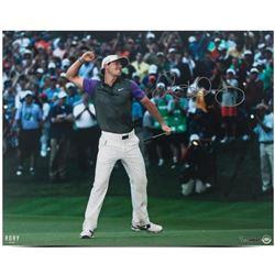 """Rory McIlroy Signed """"Magic Moment 2014 PGA"""" LE 16x20 Photo (UDA COA)"""