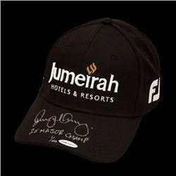 """Rory McIlroy Signed LE Golf Hat Inscribed """"2x Major Champ"""" (UDA COA)"""