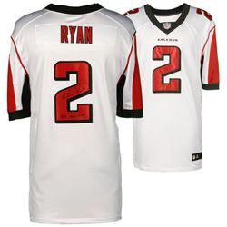 "Matt Ryan Signed Falcons Authentic Nike Elite Jersey Inscribed ""2016 NFL MVP"" (Fanatics Hologram)"