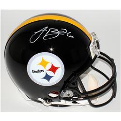Le'Veon Bell Signed Steelers Authentic Full-Size Helmet (JSA COA)